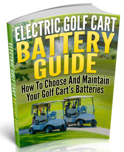 Electric Golf Cart Battery Guide