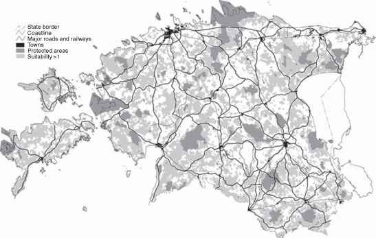 Estonia Ecological Network