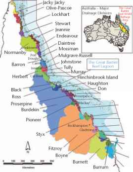 Connell Catchment Whitsundays